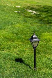欧式防水过道草坪灯 现代复古别墅花园路灯