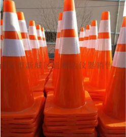 西安PVC路锥交通设施橡胶路锥