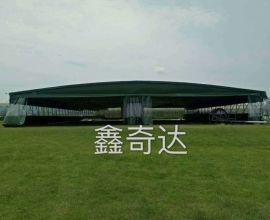 成都温江区定制户外遮阳篷 电动伸缩雨篷 推拉雨篷