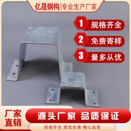 岳阳钢结构屋面几字型檩条 几字型支架规格齐全