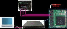 网络设备SI 二代存储器测试提供