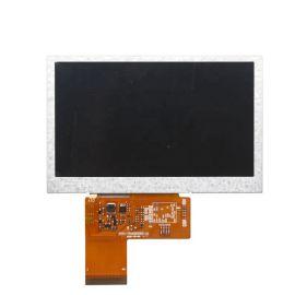 超寬溫4.3寸800*480 TFT 彩屏模組