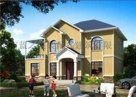 商丘新型轻钢结构别墅建造厂家