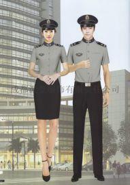 甘孜藏族自治州酒店保安工作服厂家派登服饰