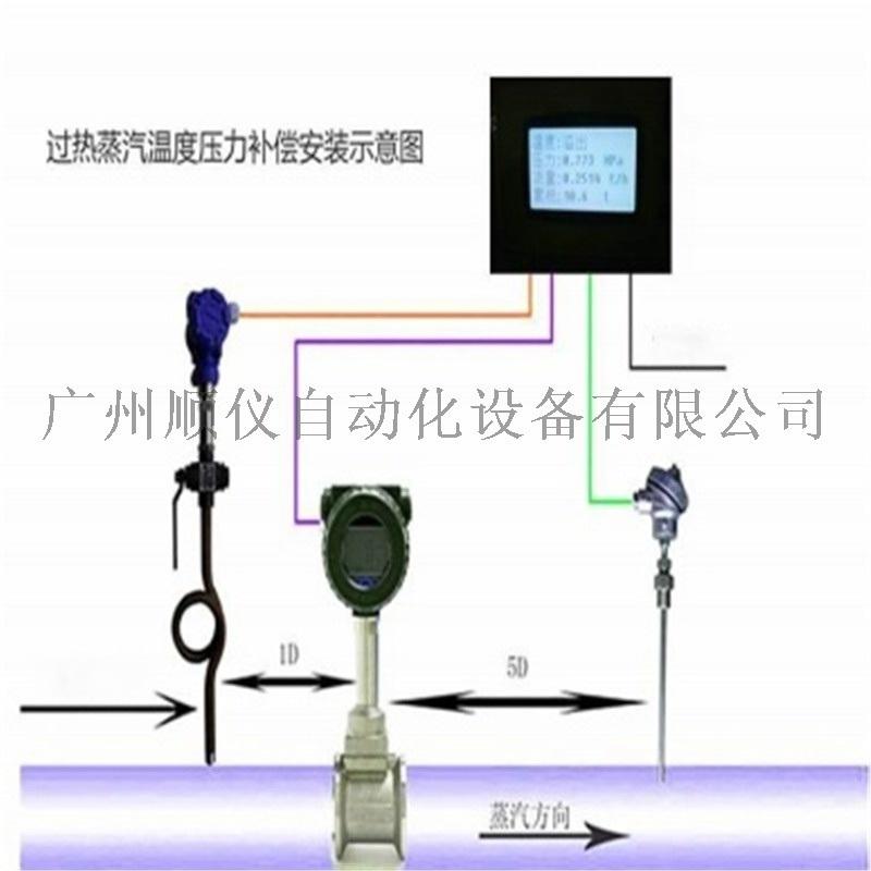供茂名/阳江蒸汽涡街流量计 氮气流量计