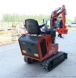 全新小型農用挖掘機 10風暴一號履帶式全液壓挖掘機