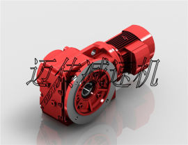 锥齿轮减速机[迈传KAF87减速机]螺旋锥齿减速机