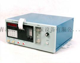 冷原子法荧光测汞的仪器