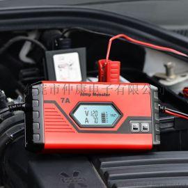 JUMPMONSTER ICC7 汽车电池充电器