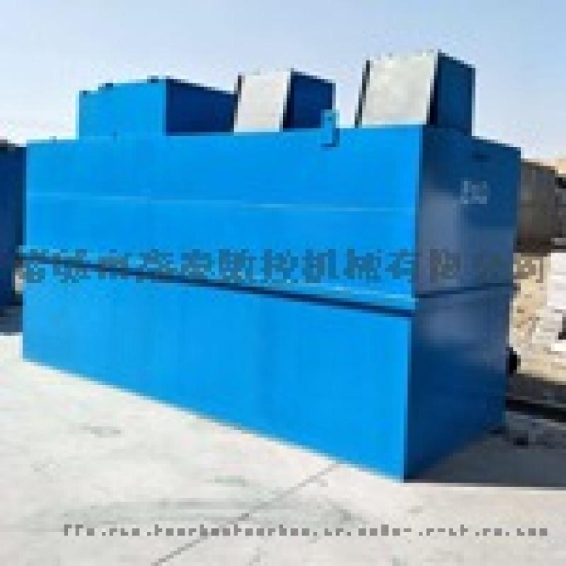 诸城鑫泰环保-一体化污水处理设备的应用领域