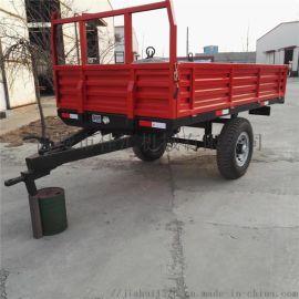 拉稻谷的拖拉机斗厢 拉粮食的拖车 自卸拖斗