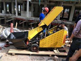 蚌埠市小型构造柱泵细石砂浆泵采购请看