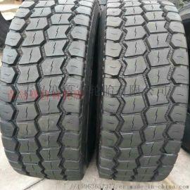 445/65R22.5 油田修井机轮胎 宽基轮胎
