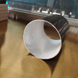 上海高层建筑用圆形排水管 铝合金雨水管生产厂家