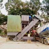 通畅环保无尘卸灰机 矿粉翻箱卸车机 熟料卸车设备