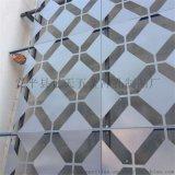 門頭衝孔鋁單板、 碳鏤空幕牆鋁單板生產廠家