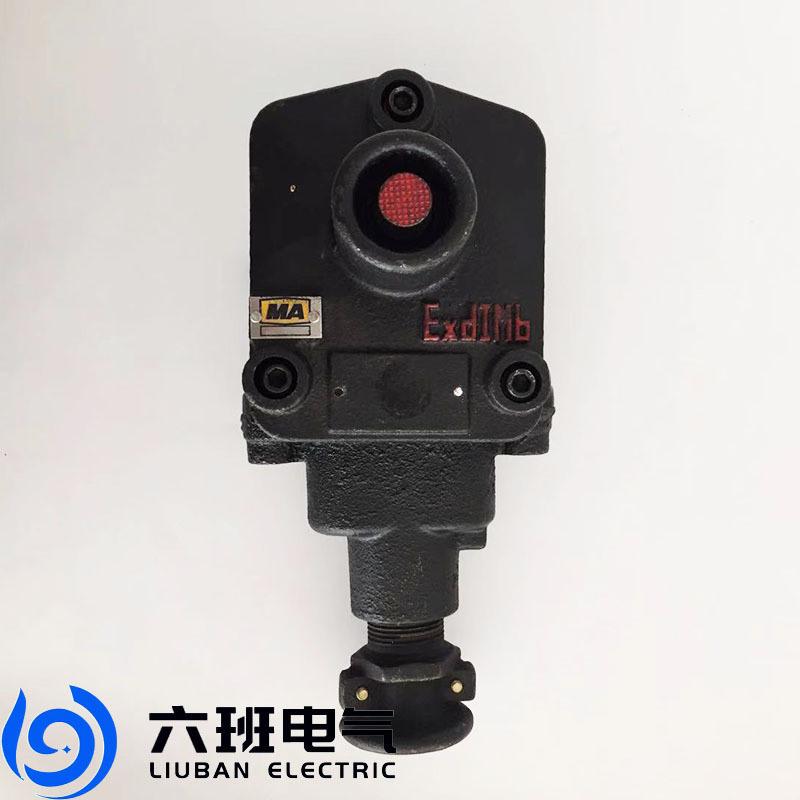 煤礦用防爆控制按鈕BZA1-5/36-1