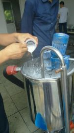 硬脂酸钙高剪切胶体磨 硬脂酸钙高速研磨机