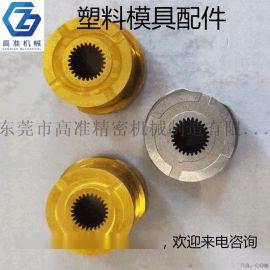 提供**塑料模具配件---齿轮型腔加工定制