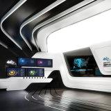 重慶企業展廳策劃設計_三原色重慶展廳策劃設計公司