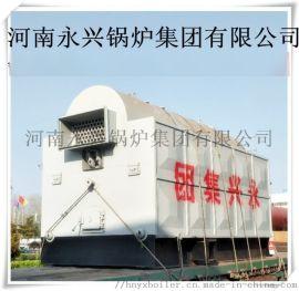 A级制造商供应DZL4吨卧式生物质蒸汽锅炉