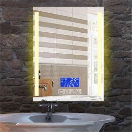 百瀾菲廠家直銷LED智慧浴室鏡酒店衛生間化妝鏡