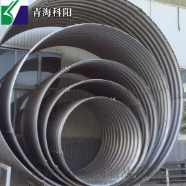 钢波纹管,钢波纹涵管,镀锌波纹管,桥洞排水涵管