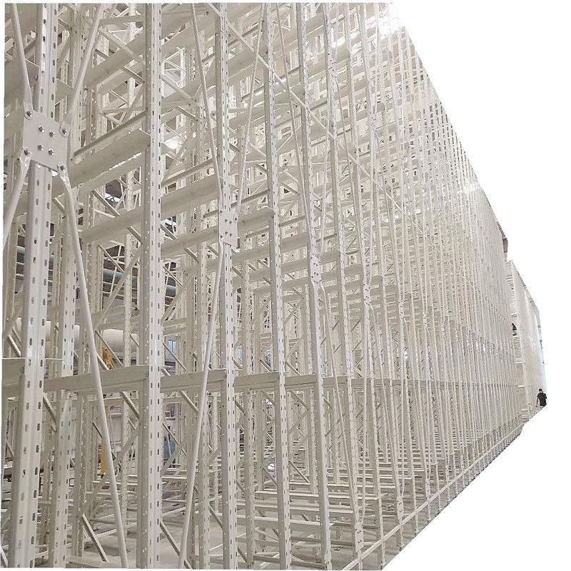 廣州進車式倉庫貨架,庫存密集托盤貨架