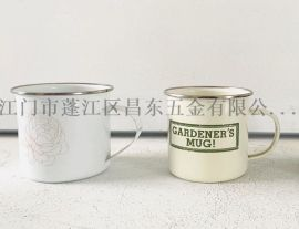 不锈钢镀锌彩印马克杯,水杯,杯