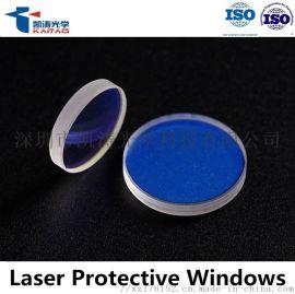 高功率YAG激光保护镜片石英窗口镜片定制