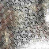 深圳不锈钢立体方格板,304不锈钢花纹板定制