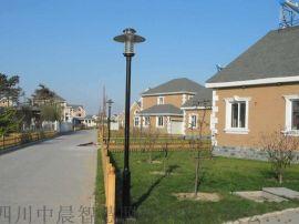 景观灯别墅庭院燈花园草坪燈高杆路灯防水户外灯