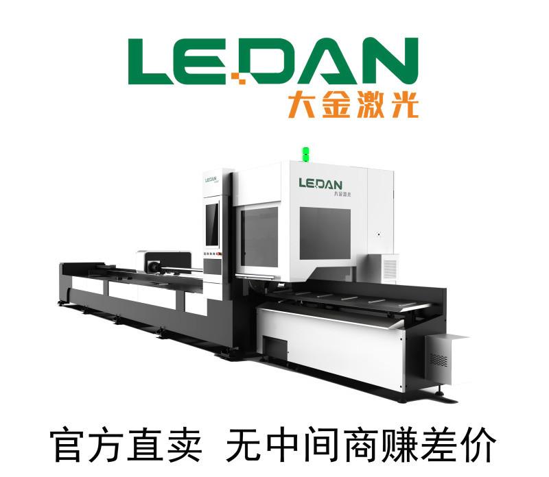 DFCP-8000W不锈钢方管激光切割设备
