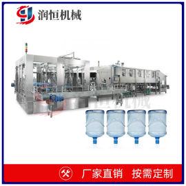 果汁饮料生产线 小型饮用纯净水生产设备灌装机