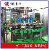 全自动三合一含气饮料灌装机 饮料机械