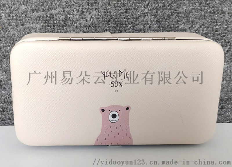 饰品收纳盒首饰盒韩版时尚饰品盒