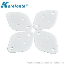 氧化铝 绝缘耐磨陶瓷基板 异形结构件加工 TO-3