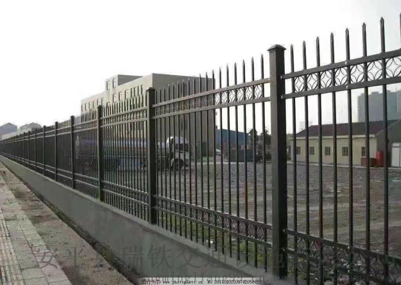 锌钢护栏-铁艺护栏厂家