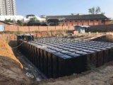 装配式地埋式水箱 南宁地埋式消防一体化水箱