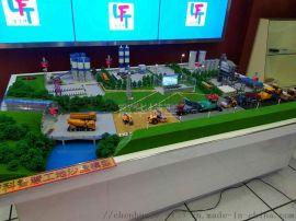 物联网沙盘定制,智慧工地模型制作,智慧农业