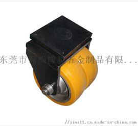 聚氨酯工业重型脚轮批发厂家-锦尚橡胶