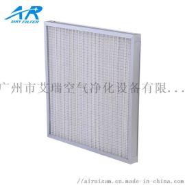 艾瑞环保 初效空气过滤器 折叠式过滤器 粗效板式过滤器 无纺布过滤器