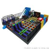 室内游乐场设施 儿童淘气堡 室内蹦床公园 淘气堡