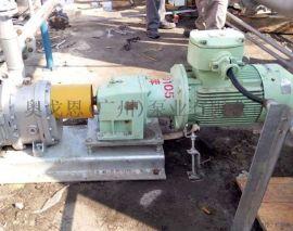 凸轮转子泵-不锈钢凸轮转子泵-奥戈恩