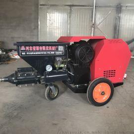 水泥砂浆喷涂机柴油机式砂浆喷涂机快速砂浆喷涂机