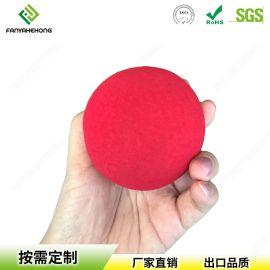 彩色EVA弹力球厂家直销出口品质