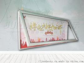 壁挂式橱窗/复古展示牌/宣传栏上的惊喜质量好