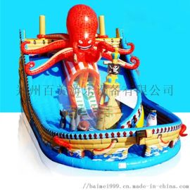 广西桂林儿童充气城堡色彩鲜艳才能吸引小朋友