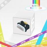 臥式防水B型USB母座Type-C
