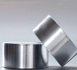 双导铝箔胶带 单导铝箔 银色铝箔麦拉 生产厂家